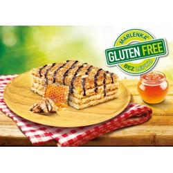 Ciasto bezglutenowe Marlenka miodowa 100g x 12 szt opakowanie zbiorcze