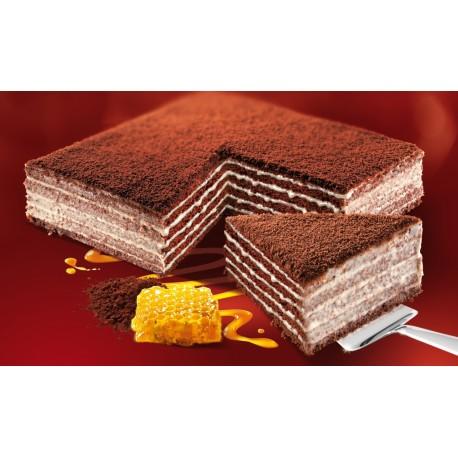 Ciasto czekoladowe Marlenka